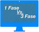 Verschil tussen 1 fase en 3 fase stoppenkasten