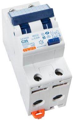 Aardlekautomaat c karakteristiek 2 polig 25A GW94309