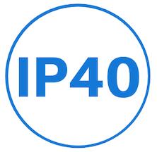 IP40 Beveiligingsgraag voor verdeelinrichtingen