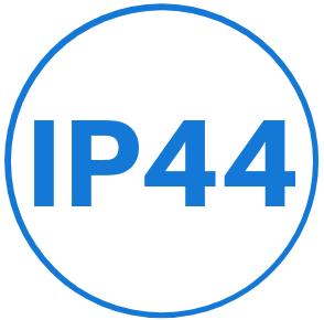 IP44 Beveiligingsgraad voor verdeelinrichtingen