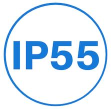 IP55 Beveiligingsgraag voor verdeelinrichtingen